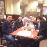 横浜で会社設立後間もない方に会ってきました。